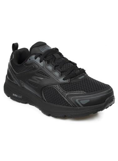 Skechers Skechers 128075 Bbk Go Run Consistent -Koşu Ayakkabısı Siyah